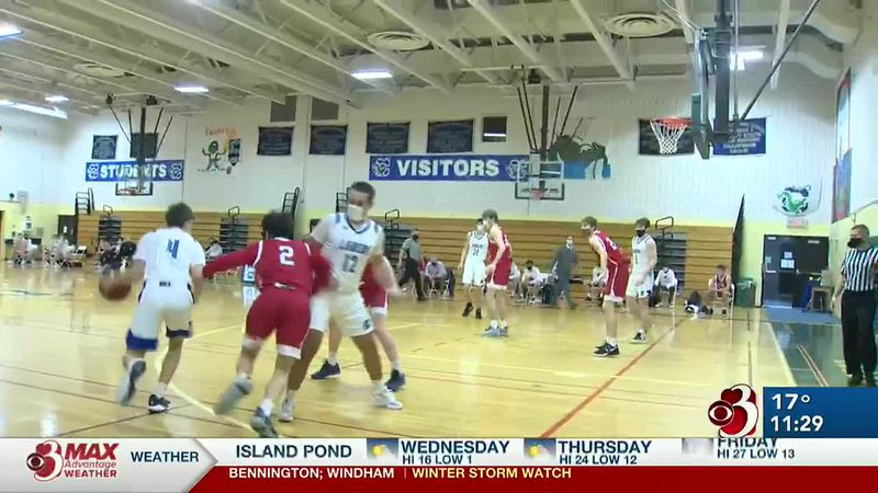 With highlights from wins by Colchester, Essex and Rice boys and Hartford girls.