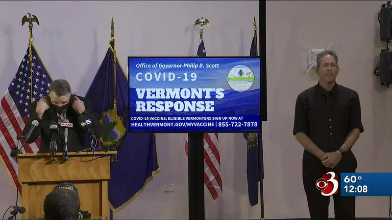 Raw Video: Scott COVID-19 briefing - April 13