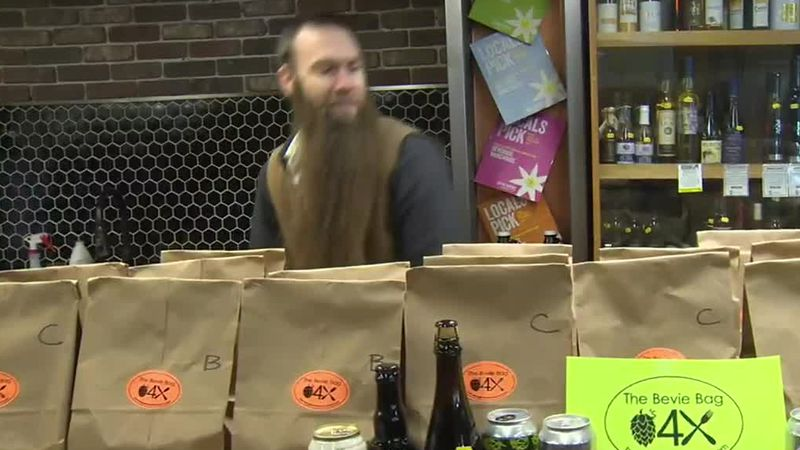 """The annual """"Hops 4 Hunger"""" at Winooski's Beverage Warehouse begins Thursday."""