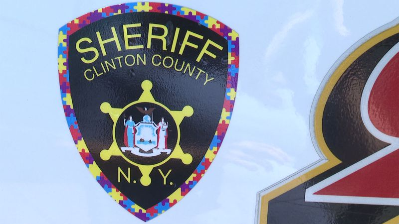 The Clinton County Sheriff's Office is selling autism awareness stickers and patches to raise...