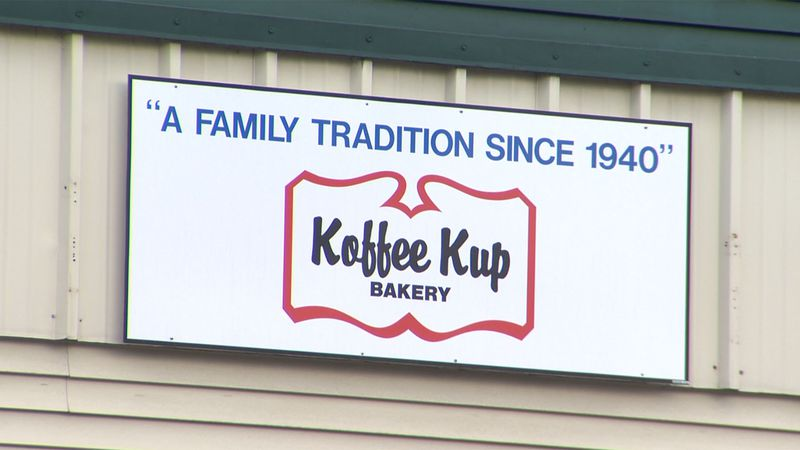 Vermont's Koffee Kup Bakery locations in Burlington and Brattleboro terminated operations as of...