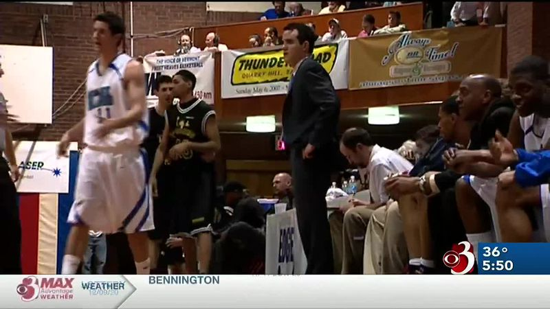 Will Voigt was the first head coach of Vermont's pro basketball franchise, leading team to...