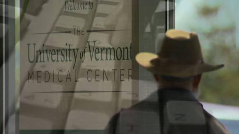 University of Vermont Medical Center in Burlington