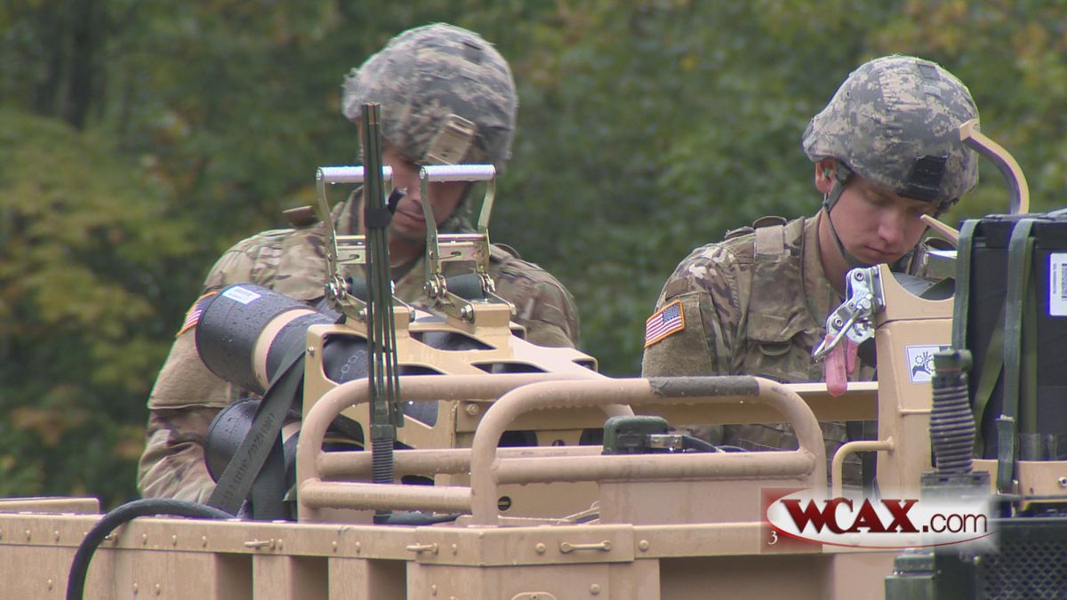 National Guard to do large training exercise in Barre