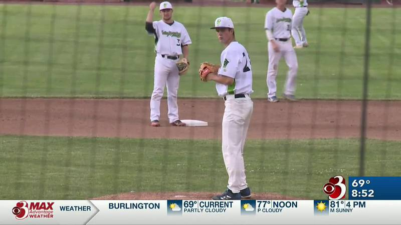 U-32 grad pitches two scoreless in first start