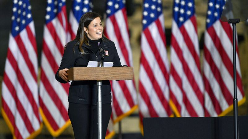 Would New York Congresswoman Elise Stefanik winning GOP Conference chair post benefit the North...