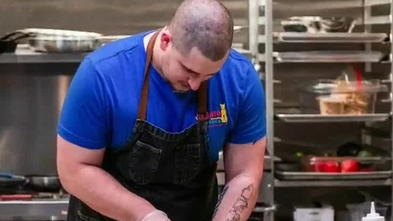 A local restaurant will be on The Food Network Thursday night, and you may even get to taste...