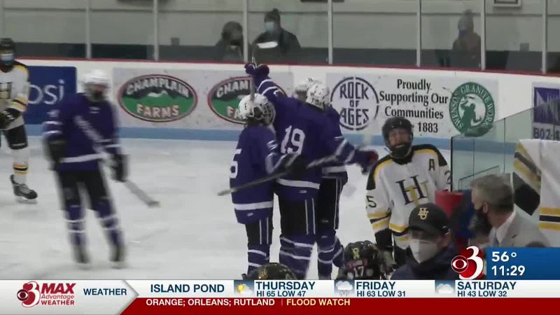 Colonels beat the reigning champs 5-3 to win the D-2 Boys title, the first boys hockey...